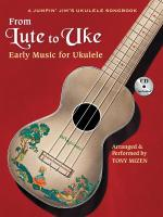 Tony Mizen: From Lute To Uke Sheet Music