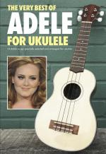 The Very Best of Adele For Ukulele Sheet Music