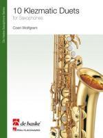 10 Klezmatic Duets - Alto/Soprano Saxophone Sheet Music