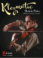Klezmatic Duets For Violins Sheet Music