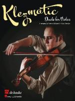 Klezmatic Duets For Violas Sheet Music