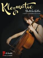 Klezmatic Duets For Cellos Sheet Music