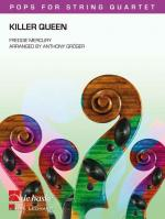 Killer Queen (String Quartet) Sheet Music