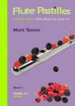 Flute Pastilles Book 1 (Grades 1-3) Sheet Music