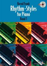 Rhythm-Styles for Piano Band 1 Sheet Music