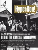 Al Abrams: Hype & Soul! - Behind The Scenes At Motown Sheet Music