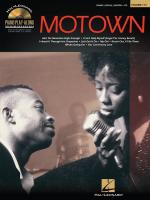 Piano Play-Along Volume 114: Motown Sheet Music