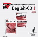 Piano aktiv / Keyboard aktiv Begleit-CD 1 Sheet Music