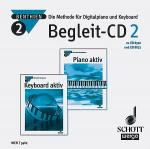 Piano aktiv / Keyboard aktiv Begleit-CD 2 Sheet Music