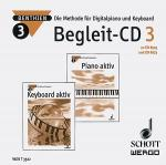 Piano aktiv / Keyboard aktiv Begleit-CD 3 Sheet Music