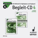Piano aktiv / Keyboard aktiv Begleit-CD 4 Sheet Music