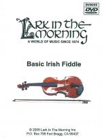 Basic Irish Fiddle DVD Sheet Music