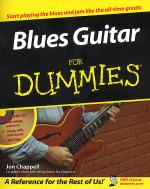Blues Guitar For Dummies Book/CD Set Sheet Music