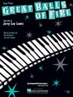 Great Balls Of Fire Sheet Music