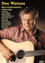 Doc Watson - Rare Performances 1982-1993 DVD Sheet Music