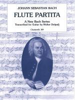 Bach, J.S. - Flute Partita Sheet Music