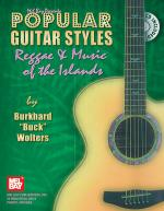 Popular Guitar Styles - Reggae & Music of the Islands Book/CD Set Sheet Music