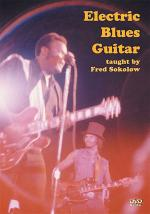 Electric Blues Guitar DVD Sheet Music