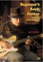 Beginner's Rock Guitar DVD Sheet Music