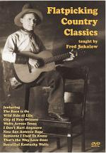 Flatpicking Country Classics DVD Sheet Music