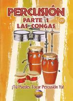 Percusion Vol. 1, Spanish Only DVD Sheet Music
