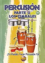 Percusion Vol. 2, Spanish Only DVD Sheet Music