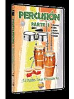 Percusion Vol. 3, Spanish Only DVD Sheet Music