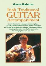 Irish Traditional Guitar Accompaniment DVD Sheet Music