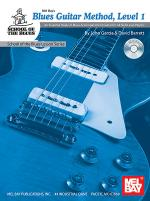 Blues Guitar Method, Level 1 Book/CD Set Sheet Music