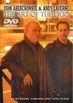John Abercrombie & Andy Laverne - The Art of the Duo DVD Sheet Music