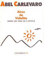 Abel Carlevaro: Aires De Vidalita Sheet Music