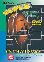 Super Jazz Guitar Picking DVD Sheet Music
