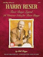 Harry Reser Tenor Banjo Legend Sheet Music