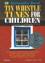 Ireland's Best Tin Whistle Tunes for Children Book/CD Set Sheet Music
