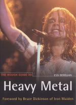 Rough Guide to Heavy Metal Sheet Music
