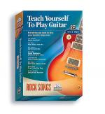 Alfred's Teach Yourself to Play Guitar -- Rock Songs Sheet Music