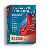Alfred's Teach Yourself to Play Guitar -- Blues Songs Sheet Music