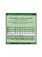 Ode to Joy from 9th Symphony/Choral Fantasia in C minor Sheet Music