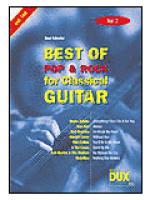 Best Of Pop & Rock for Classical Guitar 2 Sheet Music