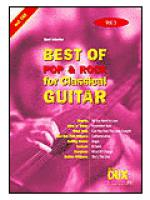 Best Of Pop & Rock for Classical Guitar 3 Sheet Music