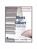 Blues for Gilbert Sheet Music