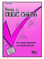 Tonis Music-Check Sheet Music