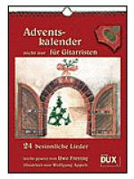 Adventskalender (nicht nur) fur Gitarristen Sheet Music