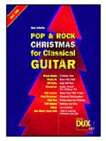 Pop & Rock Christmas For Classical Guitar Sheet Music