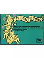 In Dulci Jubilo Sheet Music