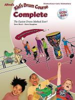 Alfred's Kid's Drum Course Complete Sheet Music
