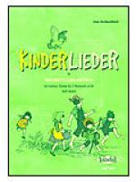 Kinderlieder fur Violoncello (1. Lage) und Klavier Sheet Music