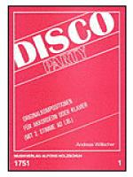 Disco-Party Sheet Music