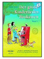 Der grosse Kinderlieder-Baukasten 1 Sheet Music