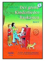 Der grosse Kinderlieder-Baukasten 2 Sheet Music